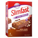 Slimfast Meal Bar Choc Crunch 4 x 60g Bars