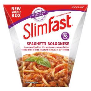 Slimfast Noodle Box Spaghetti Bolognese Chemist Direct