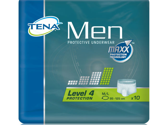 TENA MEN Protective Underwear Level 4