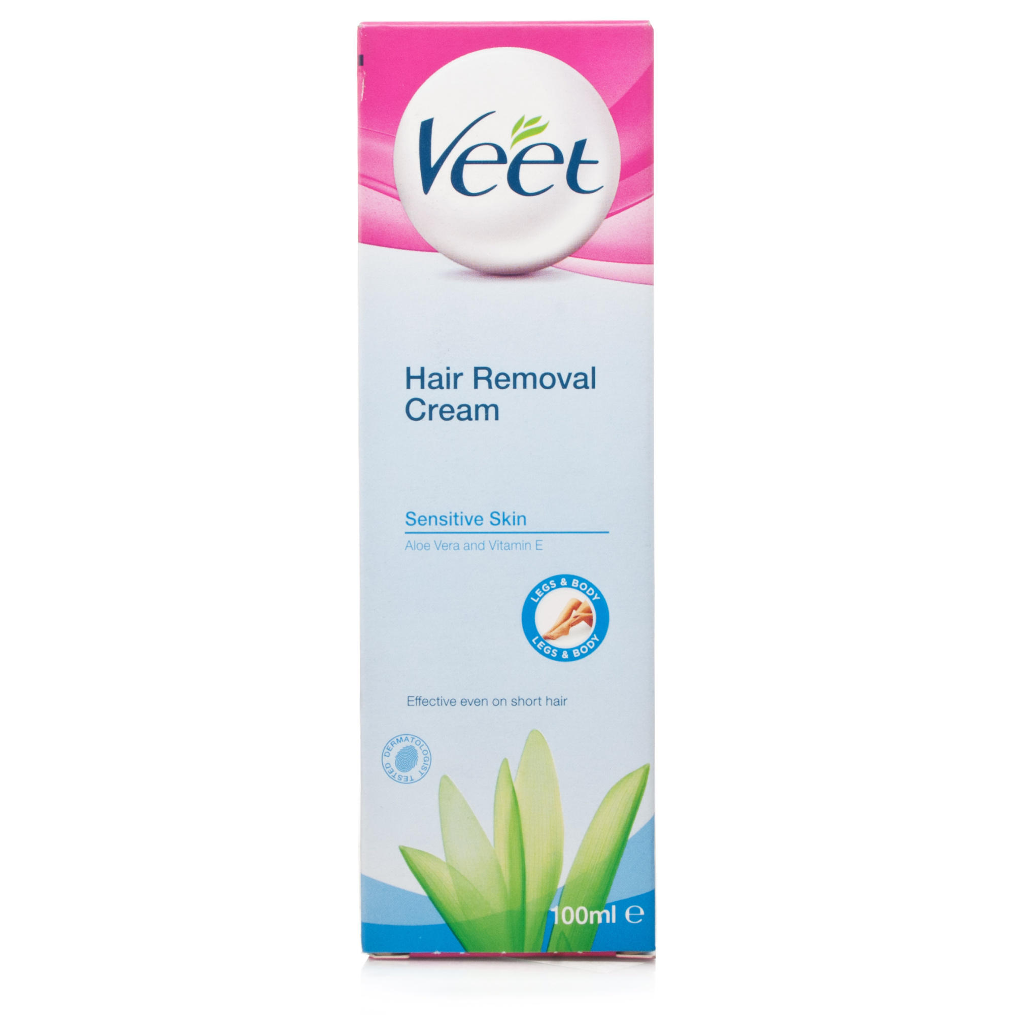 Veet 5 Minute Cream for Sensitive Skin | Hair Removal ...