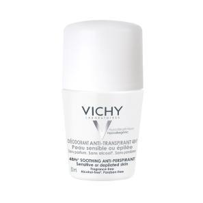 vichy anti perspirant deodorant sensitive skin chemist direct. Black Bedroom Furniture Sets. Home Design Ideas