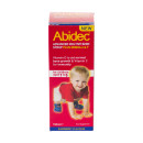 Abidec Multivitamin Syrup Raspberry With Omega 3