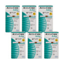 Accu-Chek Active Glucose Test Strips x 6