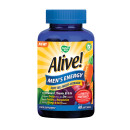 Alive! Mens Soft Gels 60 Pack