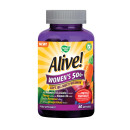 Alive! Womens 50+ Soft Jells 60 Pack