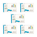 Alli Capsules - 5 Pack (EXP July 19)