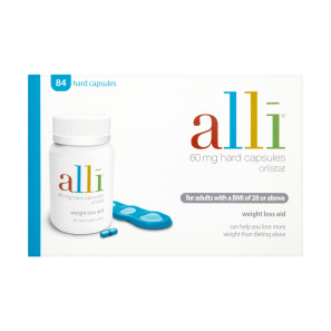 alli Slimming Capsules 60mg