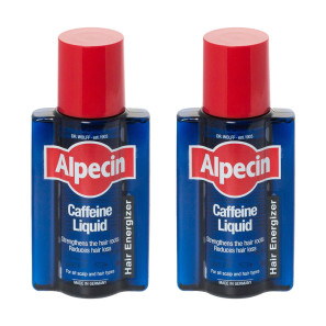 Alpecin Caffeine Liquid Twin Pack