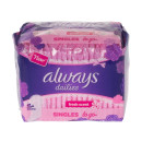 Always Liners Singles To Go Scented