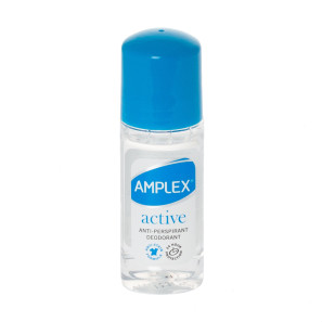 Amplex Antiperspirant Roll On Active