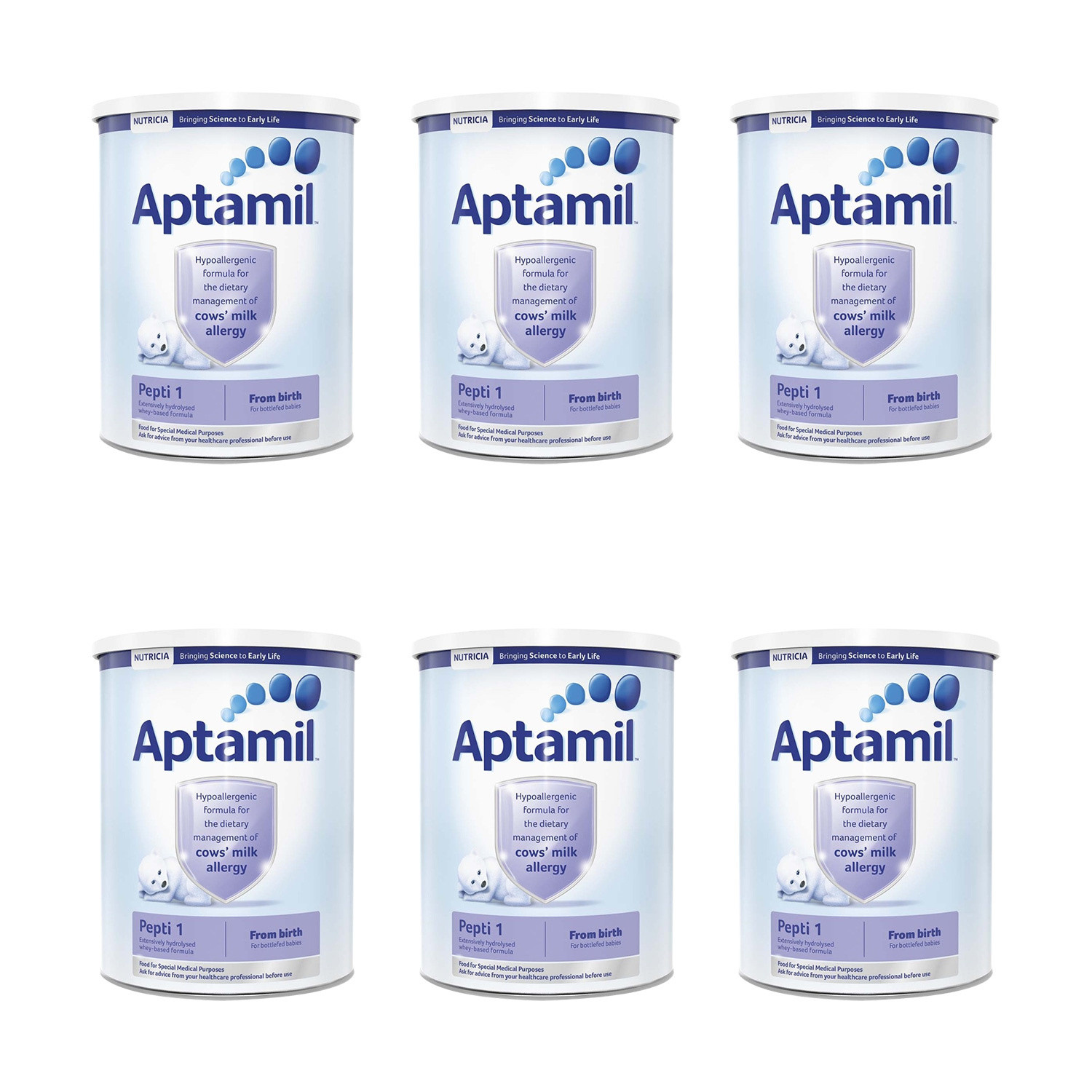 Click to view product details and reviews for Aptamil 1 Pepti Milk Powder 6 Pack.