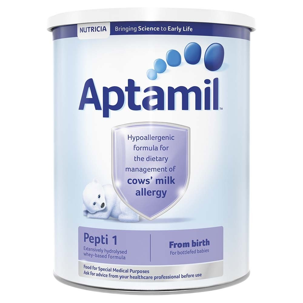 Click to view product details and reviews for Aptamil 1 Pepti Milk Powder.