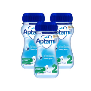 Aptamil 2 Follow On Baby Milk Formula Triple pack
