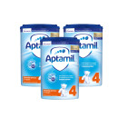 Aptamil 4 Growing Up Milk Formula Triple Pack