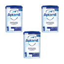 Aptamil 1 First Baby Milk Formula From Birth Triple Pack