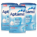Aptamil First Milk Formula Powder 900g - Triple Pack