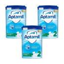 Aptamil Follow On Milk 6 month+ Formula Powder - Triple Pack