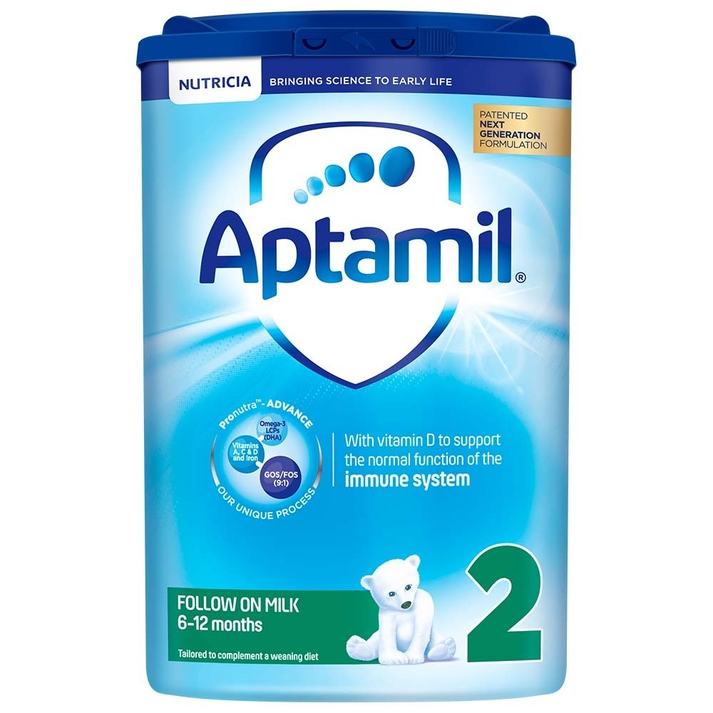 Click to view product details and reviews for Aptamil Follow On Milk 6month Formula Powder.