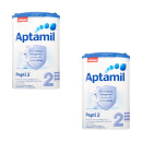 Aptamil Pepti 2 Milk Formula Twin Pack