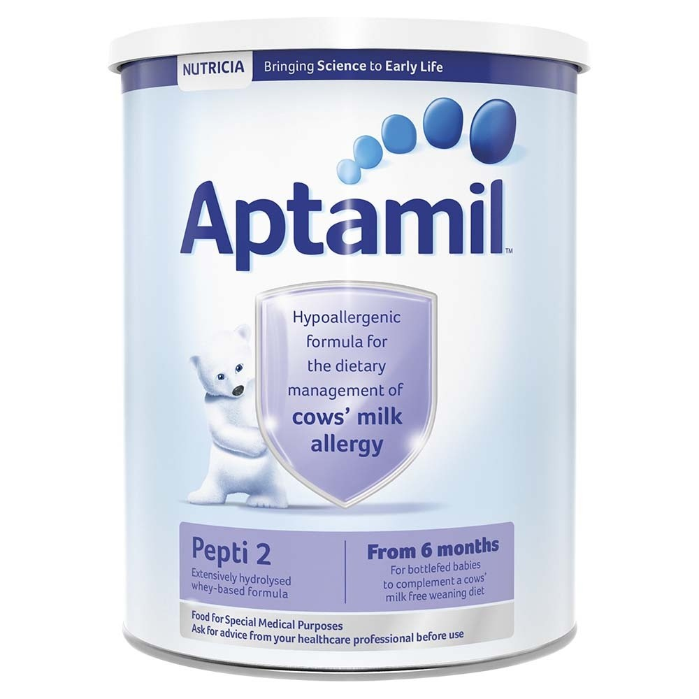 Click to view product details and reviews for Aptamil Pepti 2 Milk Formula.