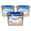 Aptamil ProFutura 3 Growing Up Milk Formula Triple Pack