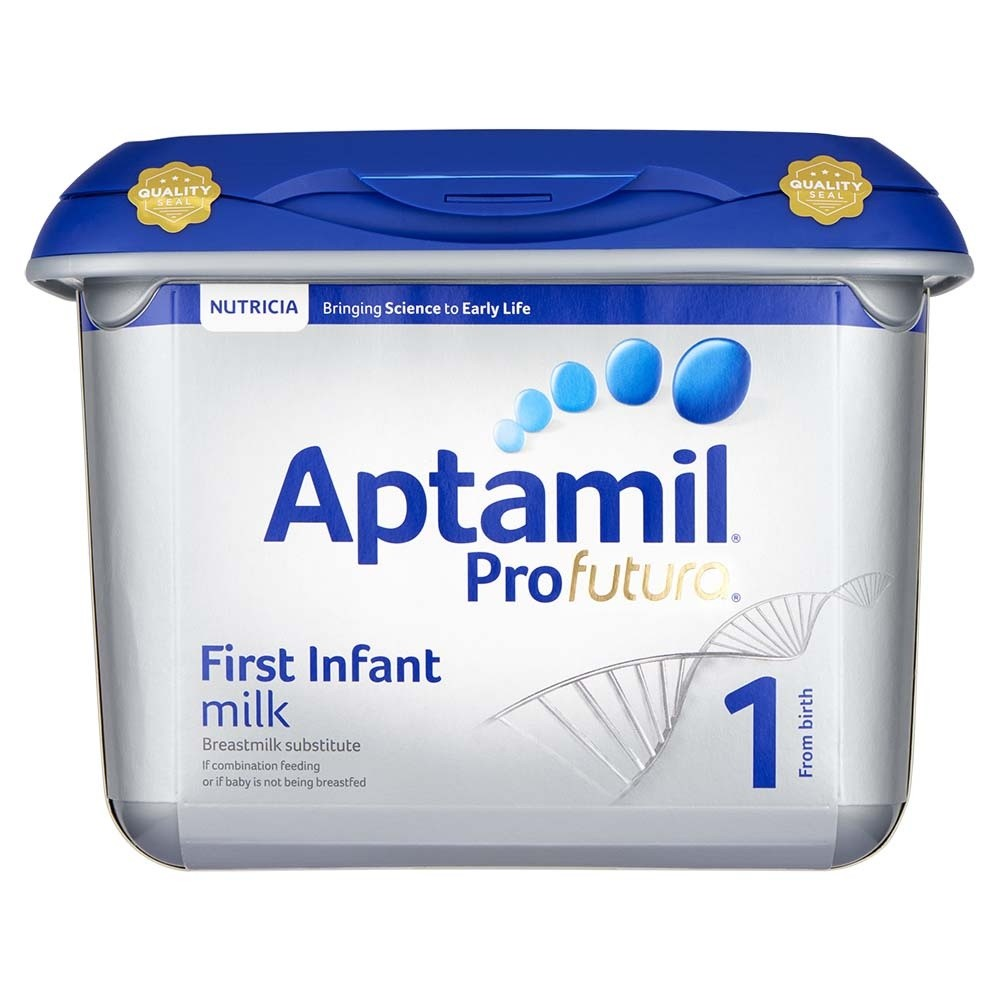 Click to view product details and reviews for Aptamil Profutura 1 First Milk.