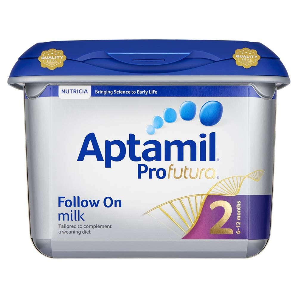 Click to view product details and reviews for Aptamil Profutura Follow On Milk.