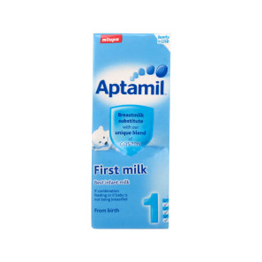 Aptamil Ready to Feed First Milk - 12 Pack