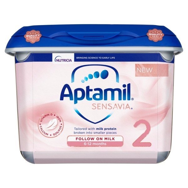 Aptamil Sensavia Follow On Baby Milk Formula