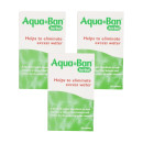 Aquaban Herbal Tablets - Triple Pack