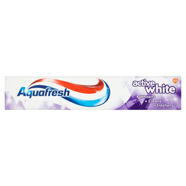 Aquafresh Active Whitening Toothpaste