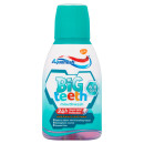 Aquafresh Big Teeth Mouthwash Original Fruity Flavour