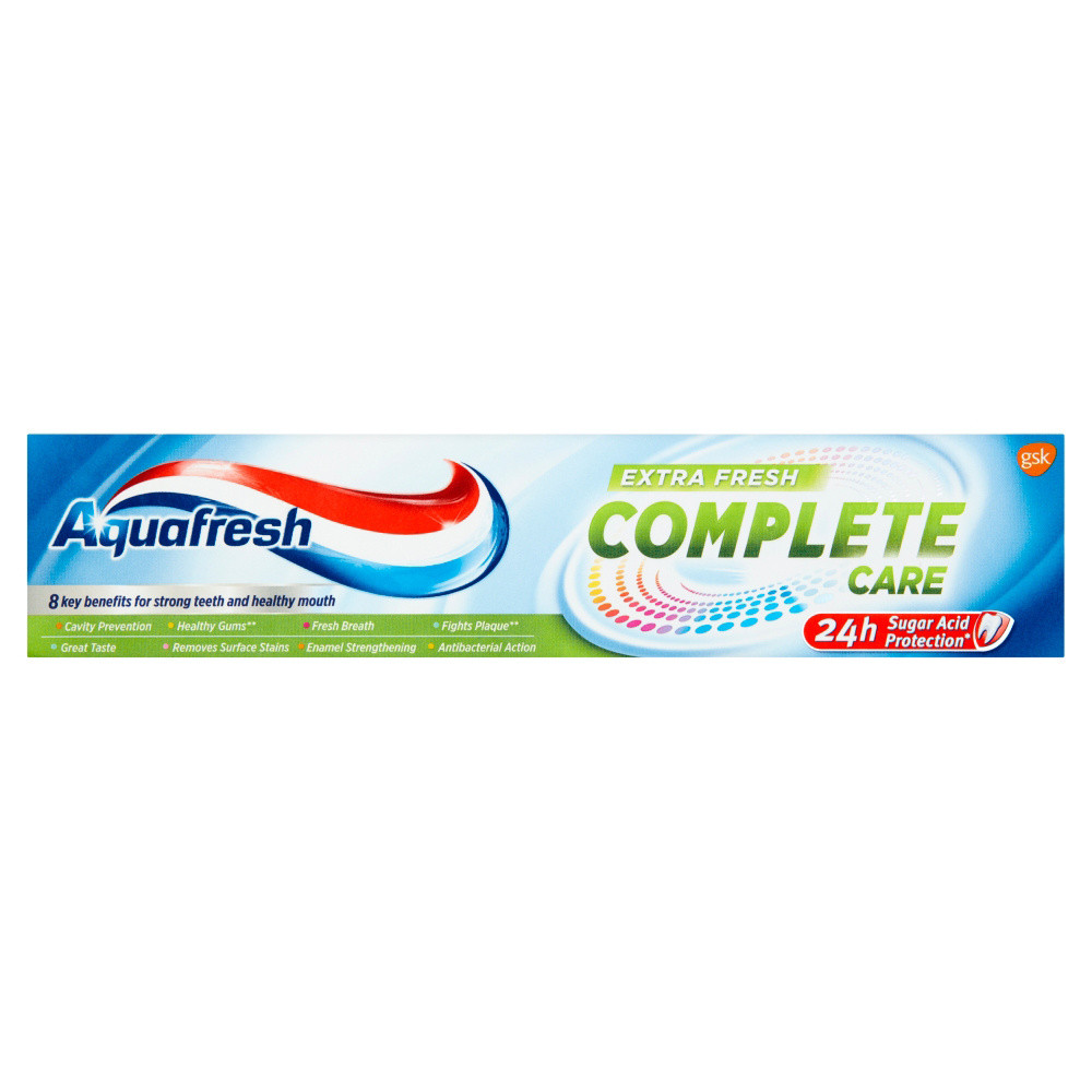 Aquafresh Complete Care Extra Fresh Toothpaste