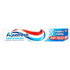 Aquafresh Toothpaste Triple Protection Fresh & Minty
