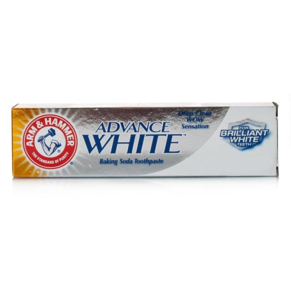 Arm & Hammer Advanced White