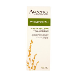 Aveeno Moisturising Cream For With Natural Colloidal Oatmeal