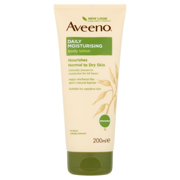 Aveeno Daily Moisturising Lotion With Natural Colloidal Oatmeal
