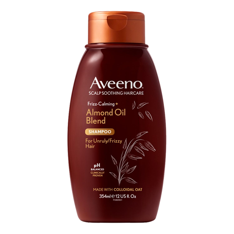 Aveeno Frizz Calming Almond Oil Blend Shampoo
