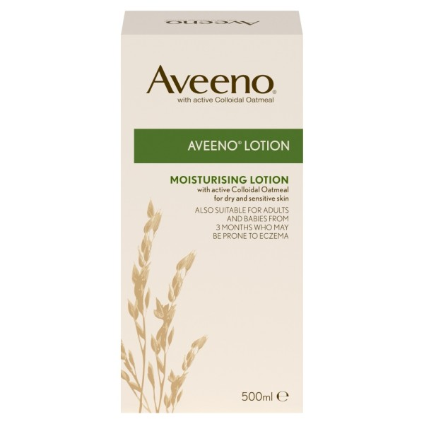 Aveeno Lotion with Natural Colloidal Oatmeal