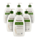 Aveeno Moisturising Cream With Natural Colloidal Oatmeal - 6 Pack