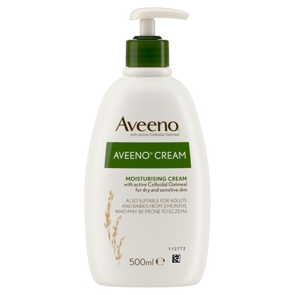 Aveeno Moisturising Cream With Natural Colloidal Oatmeal