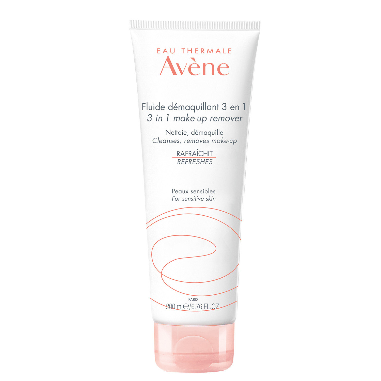 Avene 3 in 1 Cleanser & Makeup Remover