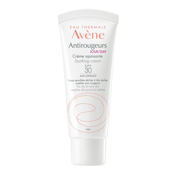 Avene Antirougeurs Day Soothing Cream SPF30