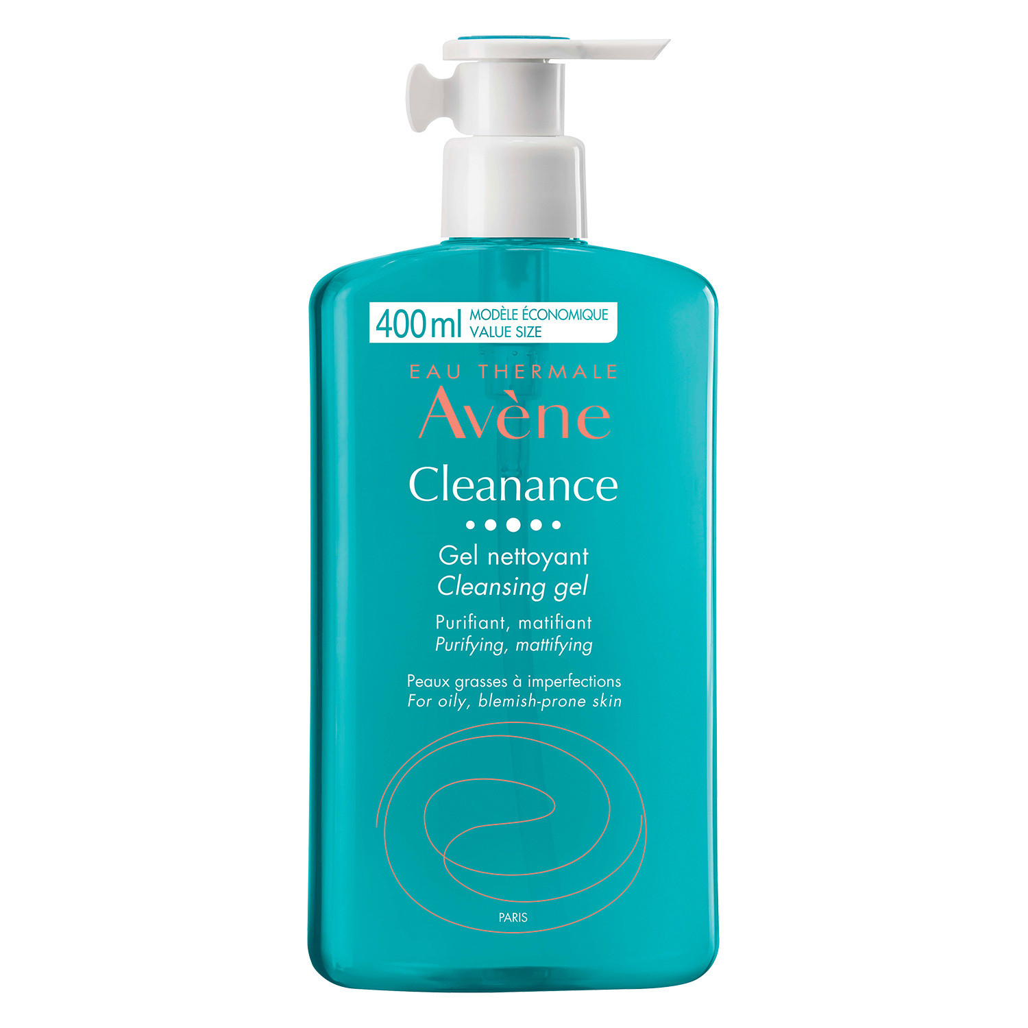 Avene Cleanance Cleansing Gel Cleanser for Blemish-Prone Skin