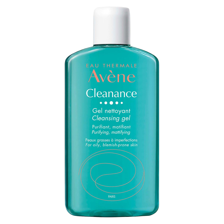 Avene Cleanance Gel Cleanser Blemishprone Skin