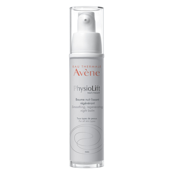 Avene PhysioLift Regenerating Night Balm Ageing Skin