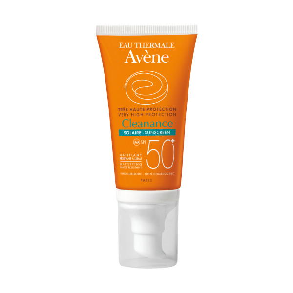 Avene Sun Protection Cleanance SPF50+