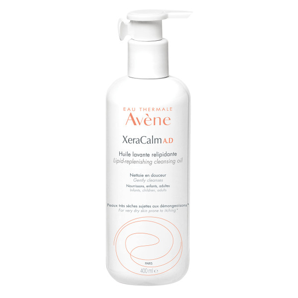 Avene XeraCalm A.D. Cleansing Oil Dry Itchy Skin