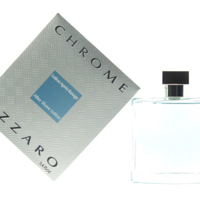 AzzaroChrome After Shave