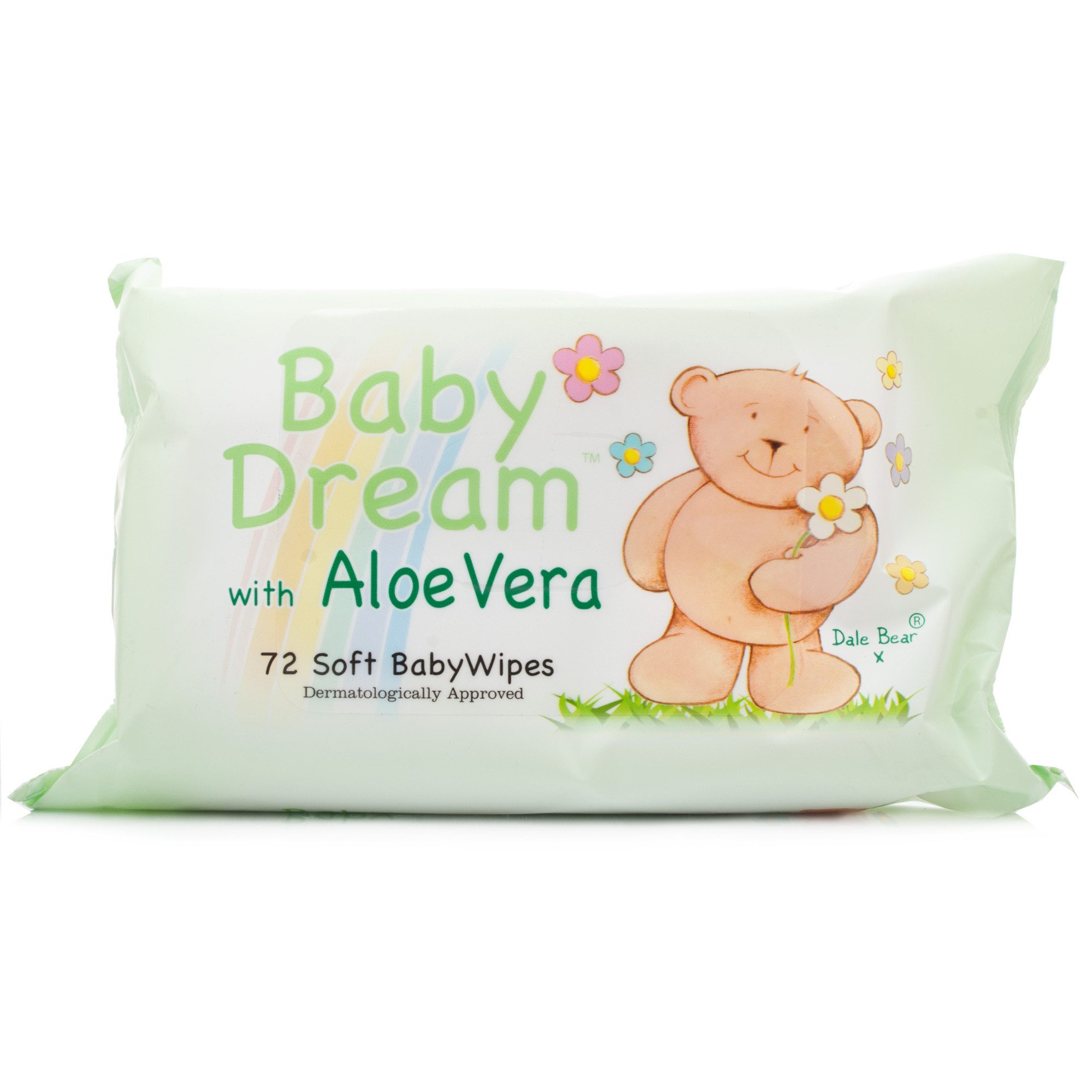 Click to view product details and reviews for Baby Dream Baby Wipes With Aloe Vera.